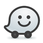 logo  Waze - GPS, Maps & Traffic