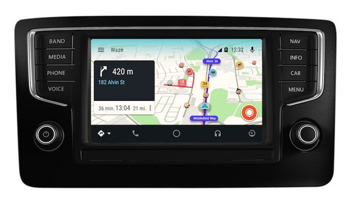 Waze-Application-Android-Auto