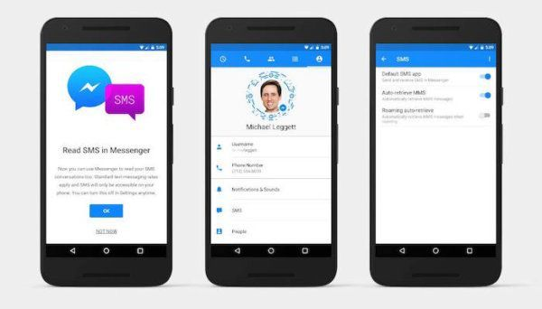 Facebook-Messenger-Support-SMS-Android