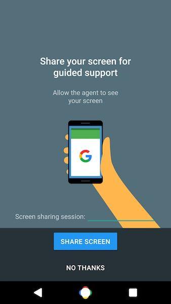 Fuite-Google-Support-Application