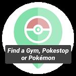 logo  Pokemap: Carte pour Pokémon GO