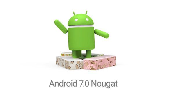 , Android 7.0 arrive sur le Galaxy S6 Edge !