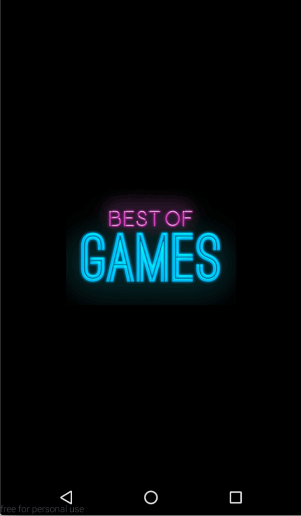 bog best of games app android 3