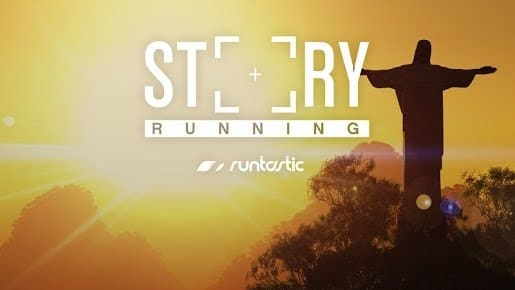 Rio Story Running