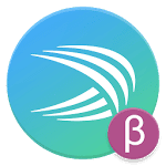 logo  SwiftKey Beta