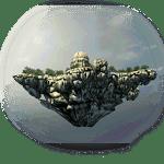 logo  Sky Castle 2 3D Graphics Demo