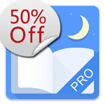 logo  Moon+ Reader Pro (50% OFF)