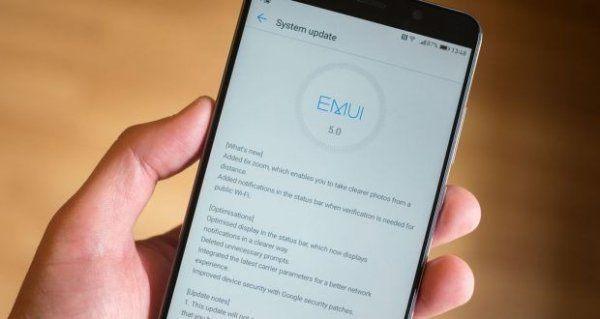 , Le Huawei Mate 9 reçoit une nouvelle mise à jour