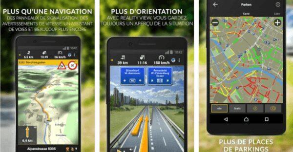 , Garmin NAVIGON Europe est disponible sur le Play Store au prix réduit de 33%