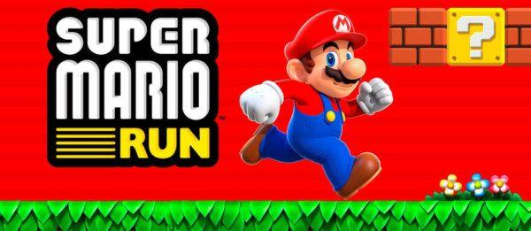 , Super Mario Run arrivera en mars sur Android