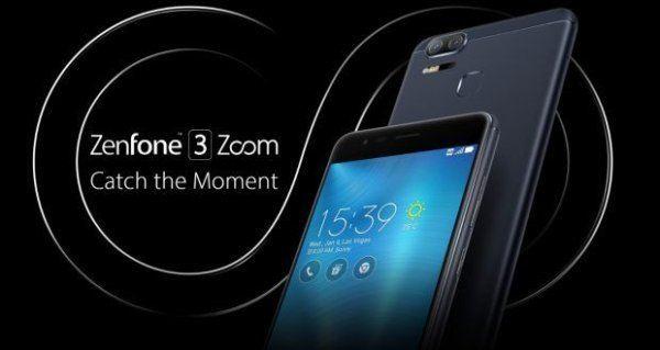 , L'Asus ZenFone 3 Zoom et l'Asus ZenFone AR présentés au CES 2017