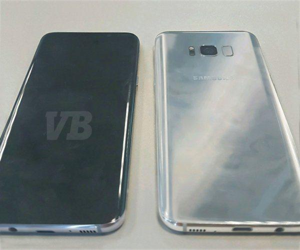 galaxy S8 evanblass leak