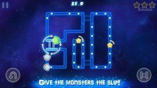 , Glow Monster : un bon dérivé de PAC MAN
