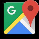 google maps est mis jour et int gre uber. Black Bedroom Furniture Sets. Home Design Ideas