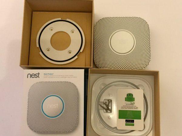 , Test du détecteur de fumée intelligent Nest Protect
