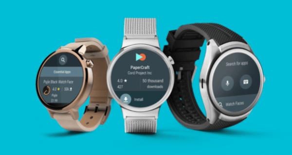 , Android Wear 2.0 sera publié début février