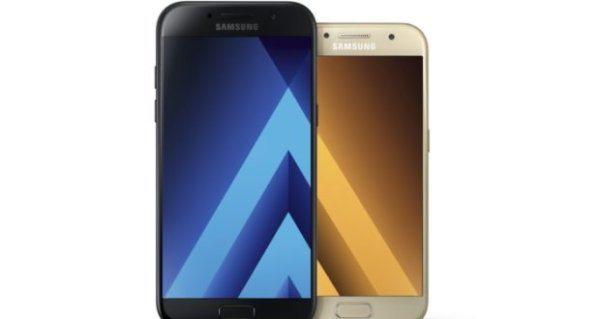 , Les Samsung Galaxy A3 2017, A5 2017 et A7 2017 annoncés officiellement