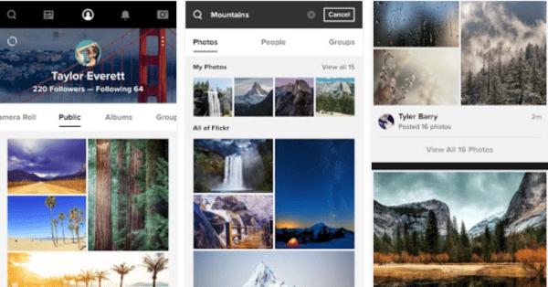 , Flickr : il n'est plus nécessaire d'avoir un compte Yahoo