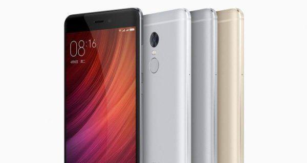 , Le Xiaomi Redmi Note 4 avec un CPU Snapdragon 625 est officiel