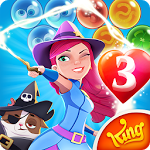 logo  Bubble Witch 3 Saga