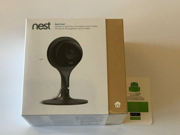 , Test de la caméra Nest Cam Indoor