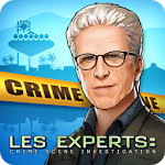 logo  Les Experts: Hidden Crimes