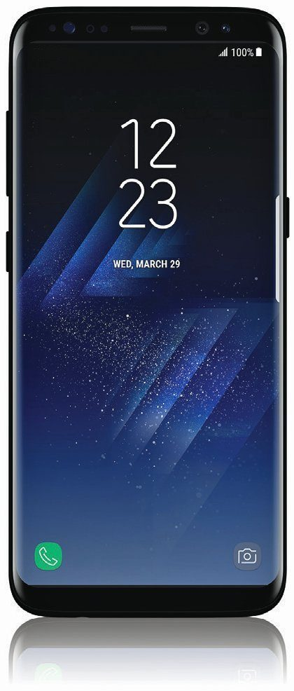 galaxy S8 rendu officiel
