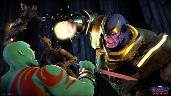 , Gardiens de la Galaxie : la série Telltale arrive sur Android le 18 avril