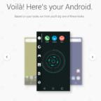my android test parametre en ligne google os smartphone 4