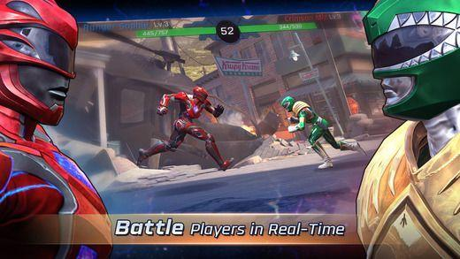 power-rangers-legacy-wars-Android