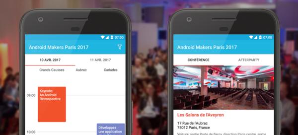 , Android Makers : L'événement Android approche !