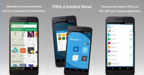 Blue Light Filter Pro apk gratuit