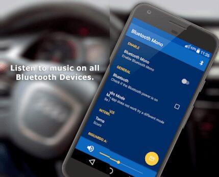 Bluetooth Mono Media