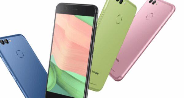 , Huawei annonce le nova 2 et le nova 2 Plus