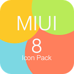 logo  MIUI 8 - Icon Pack