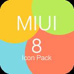 logo  MIUI 8 - Icon Pack