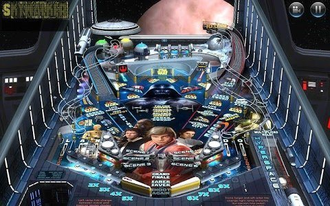 star wars pinball 5