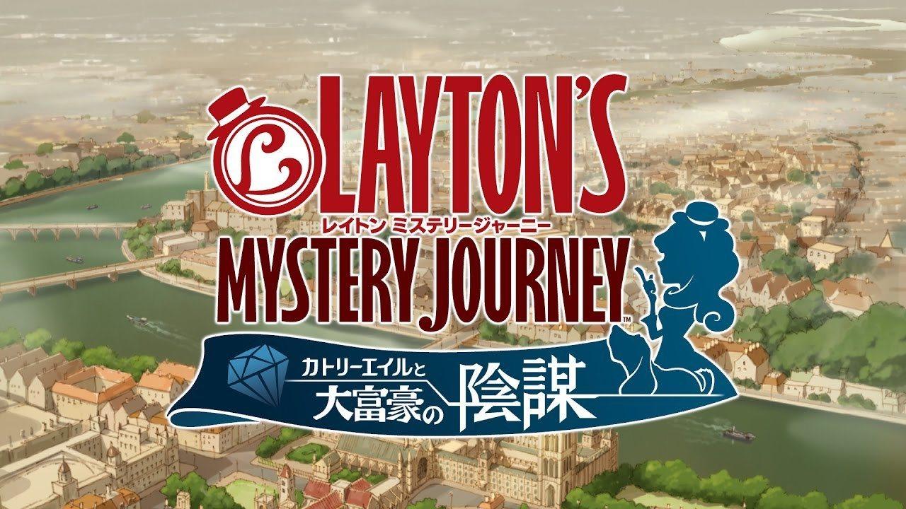 , Le jeu Layton's Mystery Journey est maintenant disponible sur Android.