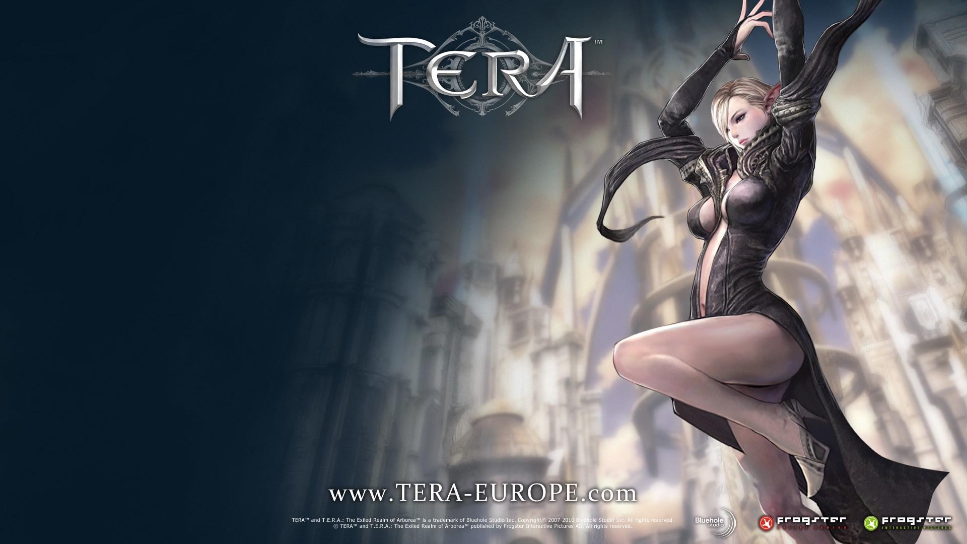 , L'annonce de Tera sur mobile