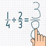 logo  Dividing Fractions