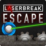 logo  LASERBREAK Escape
