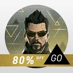 logo  Deus Ex GO