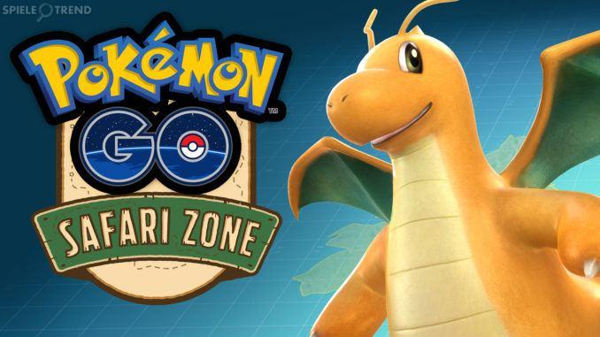 , L'événement «Safari Zone» de Pokémon GO commence bientôt