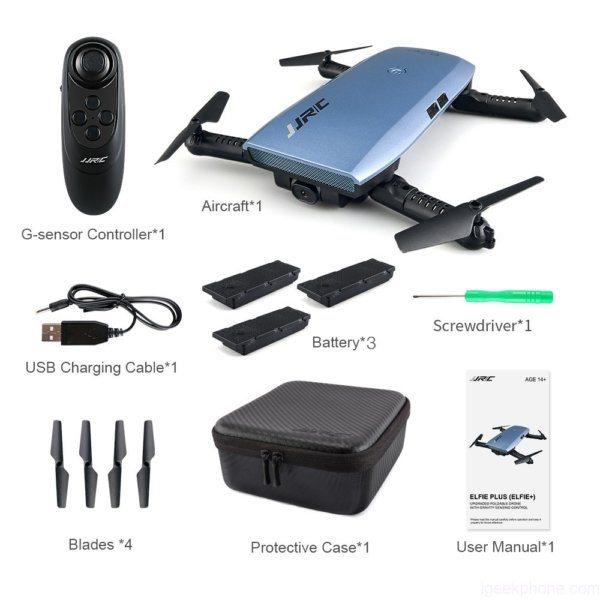 , Bon plan : drone selfie pliable à moins de 40€