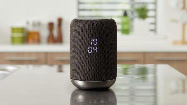 , Sony a annoncé son premier haut-parleur intelligent alimenté par Google Assistant