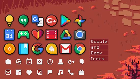 , Application du jour : PixBit – Icon Pack