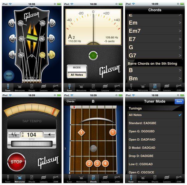 , La rubrique pour les musiciens : «apprendre à jouer de la guitare»