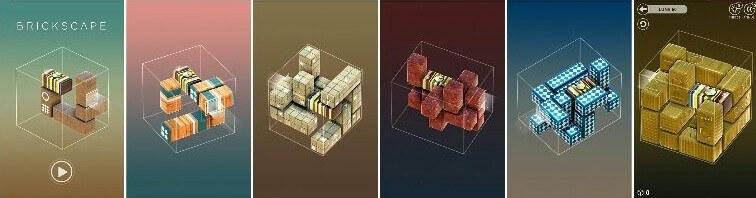 , BrickScape, un casse-têtes 3D très réussi…
