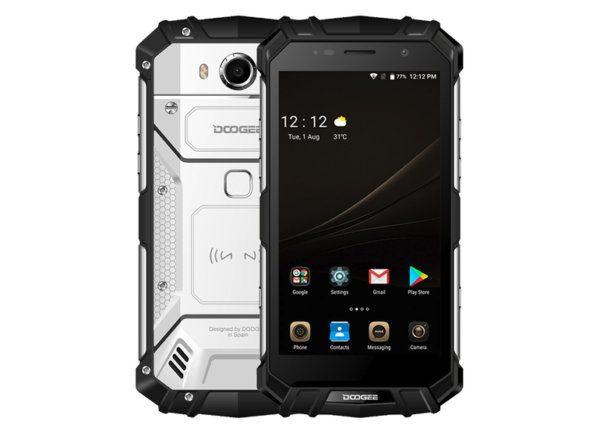 , Bon plan : DOOGEE S60, le smartphone ultra-résistant bradé