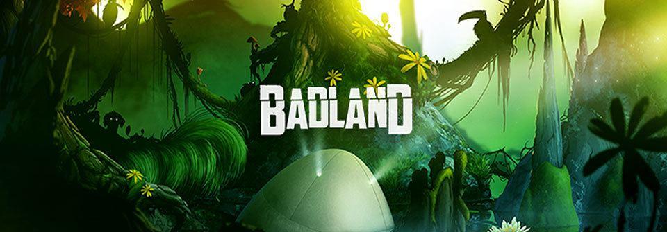 , Rubrique des jeux jouables en local sur Android : « BADLAND »